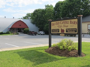 the old candle barn